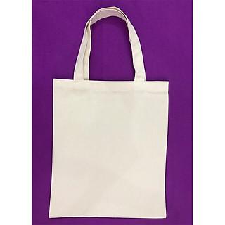 Túi vải bố trơn | túi tote trơn | túi canvas trơn