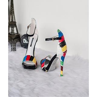 Giày Cao Gót Nhiều Màu
