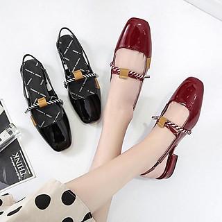 Giày nữ bệt quai hậu