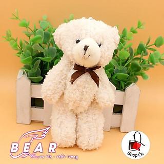 Móc Khóa Gấu Bông Siêu Đáng Yêu Cho Các Nàng Lựa Chọn E0011