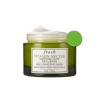 Fresh Vitamin Nectar Moisture Glow Face Cream - Kem Dưỡng Ẩm, Phục Hồi Sức Sống Cho Da