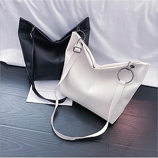 Túi xách da đeo vai thời trang Hàn Quốc  - Túi đeo chéo T01