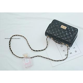 Túi xách nữ hình chữ nhật thời trang đeo chéo (đeo vai) - TXN004