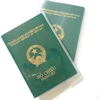 Vỏ bọc Passport -bao Hộ Chiếu - Vỏ bao bọc Hộ Chiếu, Passport đi Du Lịch, Công tác