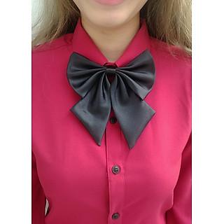 nơ bướm nữ đeo cổ X03