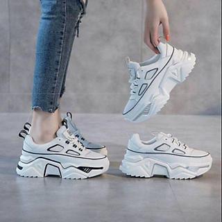 Giày Thể Thao QC Cao Cấp - Phản Quang Trẻ Trung - Full size 35-39