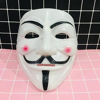 Mặt Nạ Hacker hóa trang