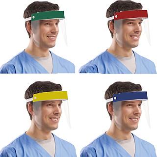Tấm kính che mặt - mặt nạ bằng kính bảo hộ - giao màu ngẫu nhiên