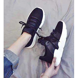 Giày sneaker thể thao nữ siêu xinh đi êm chân mẫu mới V227
