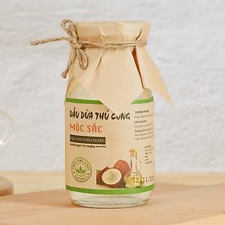 Dầu dừa Mộc Sắc