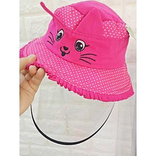 Mũ chống nước bọt và dịch Virus cho trẻ em
