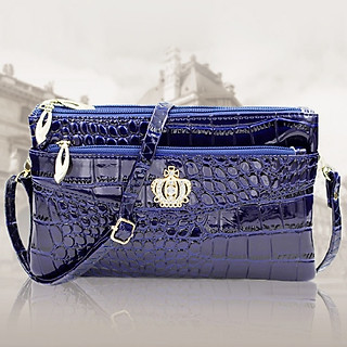 Túi xách nữ vân cá sấu cao cấp