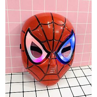 Mặt nạ Spider Man người nhện có đèn