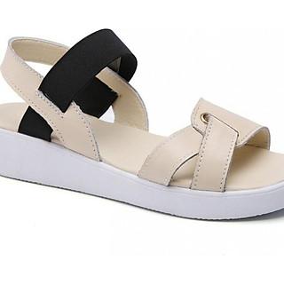 Giày Sandal đế bánh mì cá tính S105