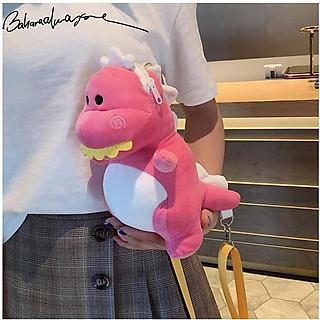 túi nữ hình thú khủng long đeo chéo