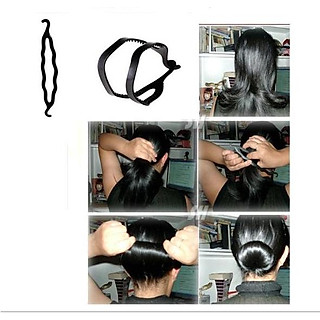 Bộ dụng cụ 4 món tạo kiểu tóc tiện lợi
