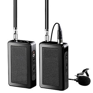 Micro thu âm cài áo Saramonic SR-WM4C Wireless VHF
