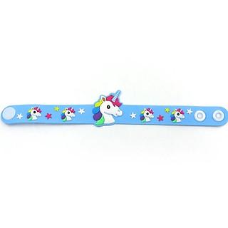 Vòng tay Unicorn hottrend cho bé gái bằng nhựa mềm đủ màu sắc – J045