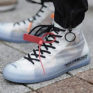 Giầy sneaker cao cổ không ngấm nước