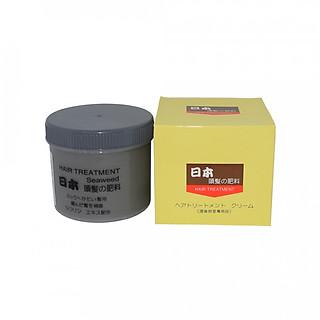 Dầu hấp dưỡng tóc LK tinh chất Rong biển Đen 400ml - 800ml