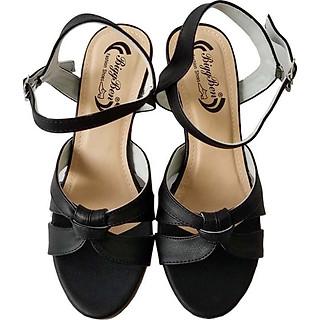 Giày Sandal Cao Gót Nữ BIGGBEN Cao Cấp SDCG40