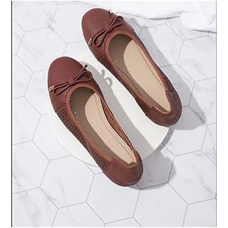 Giày búp bê thời trang A01
