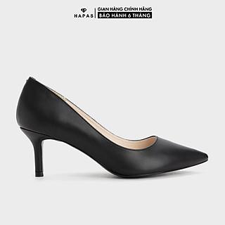 Giày Cao Gót Nữ Basic Mũi Nhọn 5Phân HAPAS - CG5553