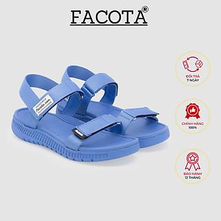 Giày sandal nữ chính hãng Facota Angelica AN11 sandal học sinh nữ quai dù