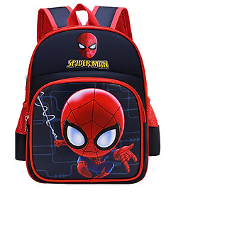 Balo trẻ em in hình người nhện cho bé trai mẫu giáo (1-4y)