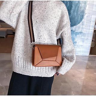 Túi xách nữ mini đeo chéo da mềm hàn quốc cao cấp Lunova TX21