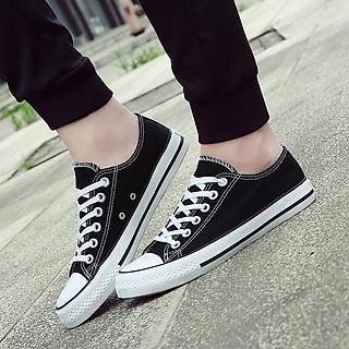 Giày Thể Thao Nam Nữ Vải Êm Chân Phong Cách CV9