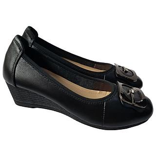 Giày búp bê nữ BIGGBEN da bò cao cấp BB84