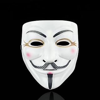 Mặt nạ nhựa Hacker Anonymous
