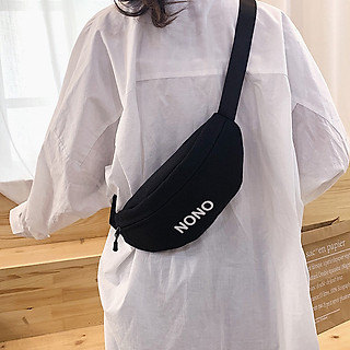 Túi đeo chéo, túi đeo bao tử nữ phong cách cá tính, kiểu dáng năng động