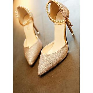 Giày cao gót bít mũi AT025