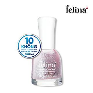 Sơn móng tay Felina 18ml CK108 Kim Tuyến Hồng