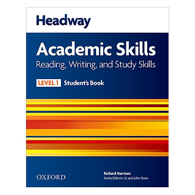 Reading, Writing And Study Skills Student Book with Oxford Online Skills Level 1