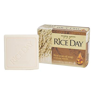Xà bông Trị mụn Tinh dầu Gạo (100g)