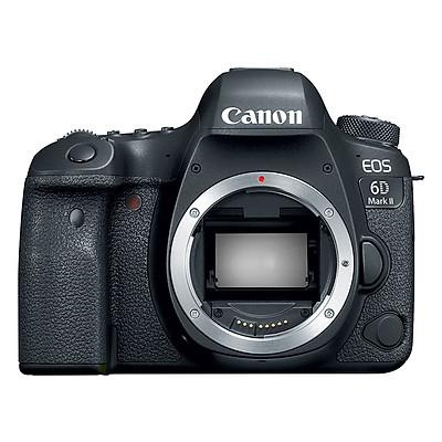 Máy Ảnh Canon EOS 6D MARK II BODY - Hàng Nhập Khẩu