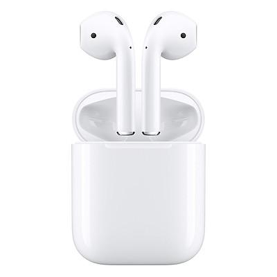 Tai Nghe Nhét Tai Apple Airpods Wireless  MMEF2ZA/A - Hàng Chính Hãng
