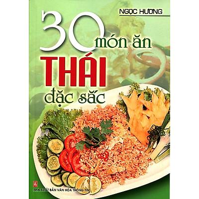 30 Món Thái Đặc Sắc