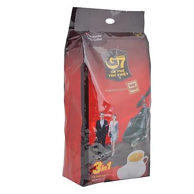 Cà Phê Sữa G7 3in1 Trung Nguyên (100 Gói) - (Giao Ngẫu Nhiên)