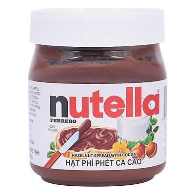Bơ Hạt Phỉ Phết Cacao Nutella (200g)