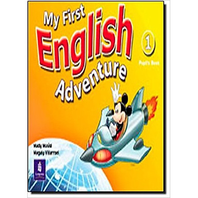 My First English Adventure 1: Pupils' Book  - Paperback