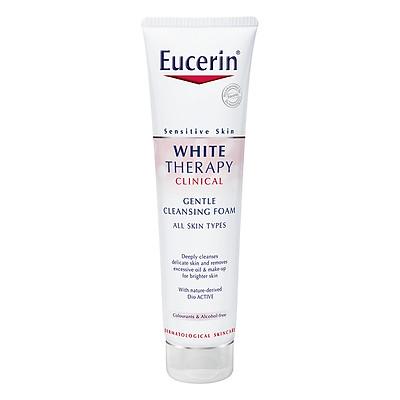 Sữa Rửa Mặt Sáng Da Eucerin White Therapy Cleansing Foam (150ml)