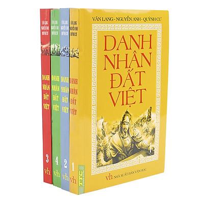 Danh Nhân Đất Việt (4 Cuốn)