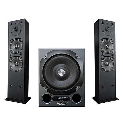 Loa Vi Tính SoundMax AW-300/2.1 70W - Hàng Chính Hãng