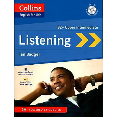Collins - English For Life - Listening (B2+ Upper Intermediate) - Kèm CD