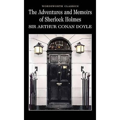 Tiểu thuyết tiếng Anh - Wordsworth Classics: The Adventures & Memoirs of Sherlock Holmes