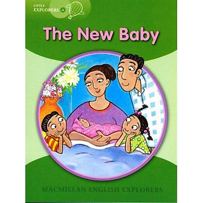 Little Explorers A: The New Baby Big Book